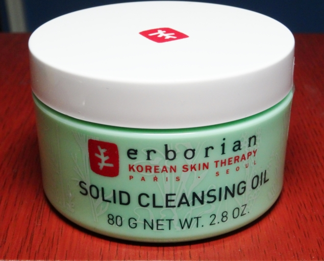 Solid Cleansing Oil by erborian #4